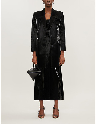 Camilla And Marc Alexie longline shell jacket