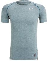 Nike Performance Undershirt Midnight Turq/white