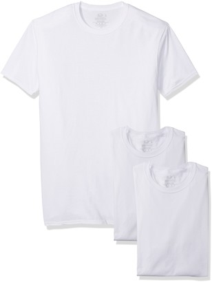 Fruit of the Loom Men's 3-Pack Breathable Crew T-Shirt