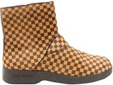 Louis Vuitton Brown Pony-style calfskin Boots