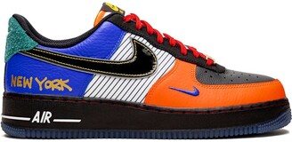 Nike Force 1 Low 07 'What The NY' sneakers