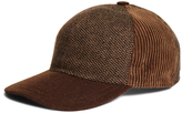 Brooks Brothers Patchwork Baseball Cap