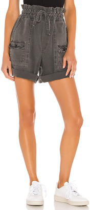 NSF Troy High Waist Short
