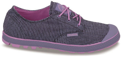 Palladium Slim Oxford II Women's Purple