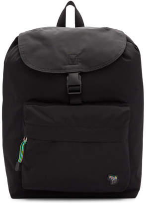 Paul Smith Navy Zebra Backpack