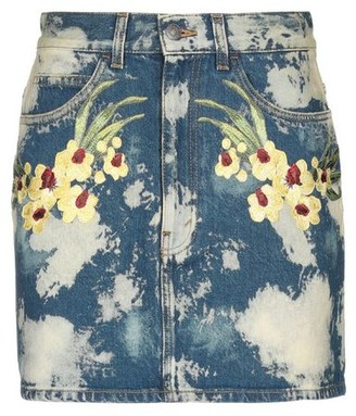 Gucci Denim skirt