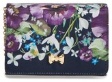 Ted Baker Entangled Enchantment Clutch - Blue
