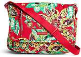 Vera Bradley Lighten Up Laptop Messenger Bag