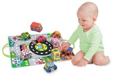 Melissa & Doug Take-Along Town Play Mat (19.25 x 14.25 inches) With 9 Soft Vehicles