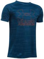 Under Armour Boys' Big Logo Printed T-Shirt