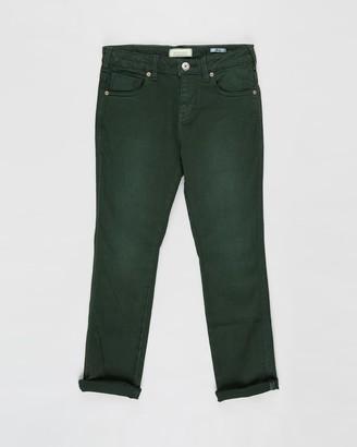 Scotch Shrunk Skinny Fit Five-Pocket Rocket Pants