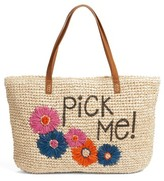Nordstrom Pick Me Tote - Brown
