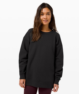 Lululemon Perfectly Oversized Crew