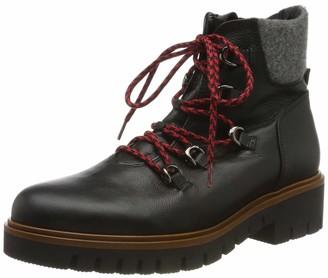 Gabor Shoes Women's Valley Ankle Boots Black (Schw/Grau(Ss/Core/Mel) 67) 4.5 UK