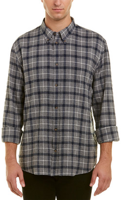 Billy Reid Murphy Slim Fit Woven Shirt