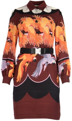 Fendi Printed Dress