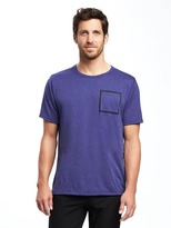 Old Navy Go-Dry Eco Pocket Tee for Men