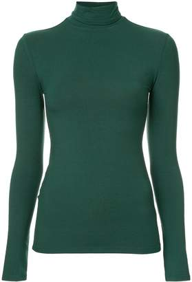 LAYEUR Marina turtleneck sweatshirt