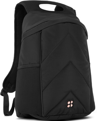 Sweaty Betty Icon Quilted Backpack