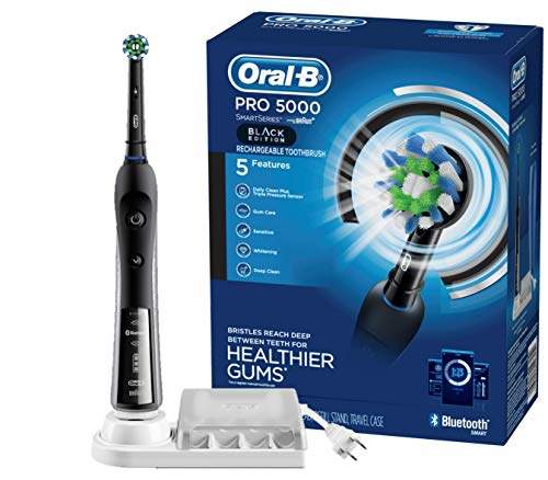 Oral-B Pro 5000 Smartseries Electric Toothbrush With Bluetooth Connectivity