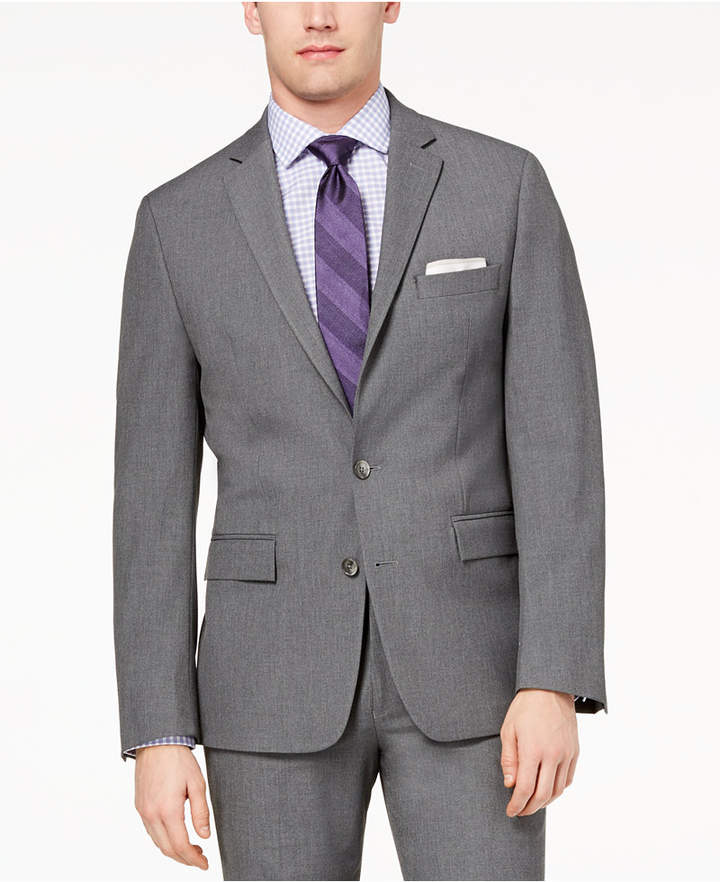 Ryan Seacrest Distinction Men Ultimate Modern-Fit Stretch Suit Jackets