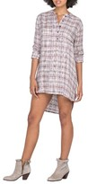 Volcom Women's Plaidazzle Shirtdress