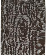 Tufenkian Artisan Carpets Moire Bittersweet Area Rug, 10' x 14'