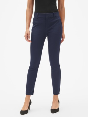 Gap Skinny Ankle Pants with Secret Smoothing Pockets