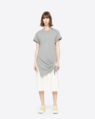 3.1 Phillip Lim Side Tie T-Shirt Dress