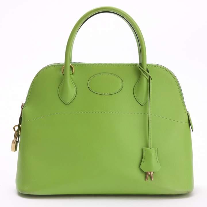 Hermes Bolide handbag in leather
