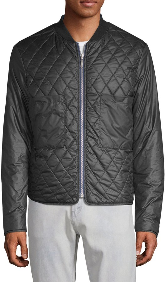 f717e78c4 O-Reversible Quilted Bomber Jacket