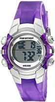 Timex Marathon by Unisex T5K816 Digital Mid-Size Resin Strap Watch