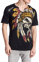 Affliction Windtalker Short Sleeve Graphic Tee