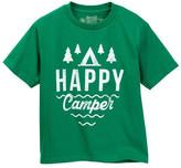 Original Retro Brand Happy Camper Tee (Big Boys)