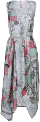 Bolongaro Trevor 3/4 length dresses