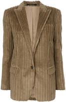 Tagliatore rib textured blazer