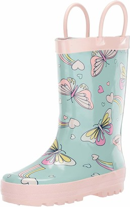 Carter's Girl's Coco Rubber Rainboot Rain Boot