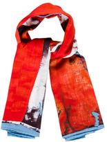 Vivienne Westwood British Flag Scarf