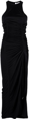ATTICO Ruched Fitted Dress