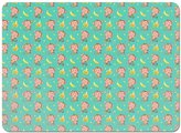 uneekee Funny Monkeys With Bananas Placemat