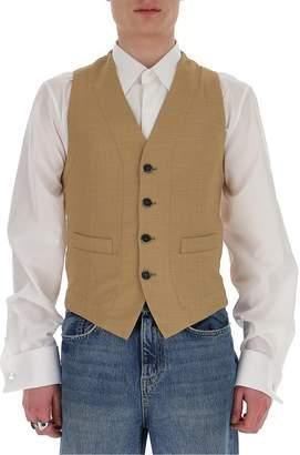 Barena Button-Up Vest