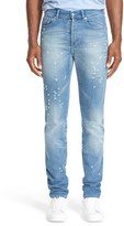Givenchy Men's Distressed Slim Fit Jeans