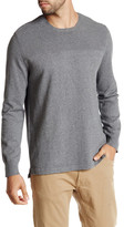 Kenneth Cole New York Textured Solid Crewneck Sweater