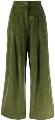 Katharine Hamnett Ella corduroy trousers
