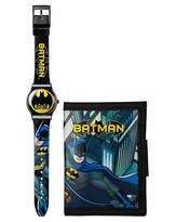 Batman Digi Watch And Purse Set