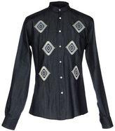 Christian Pellizzari Denim shirt