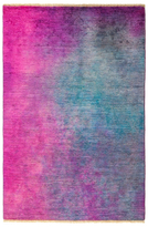 Solo Rugs Vibrance Hand-Knotted Wool Rug