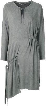 Uma   Raquel Davidowicz Bristol asymmetric dress