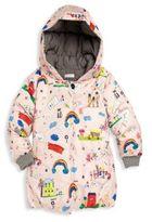 Dolce & Gabbana Toddler's, Little Girl's, & Girl's Down Hooded Jacket