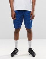 Nike Tech Knit Shorts In Blue 728675-439